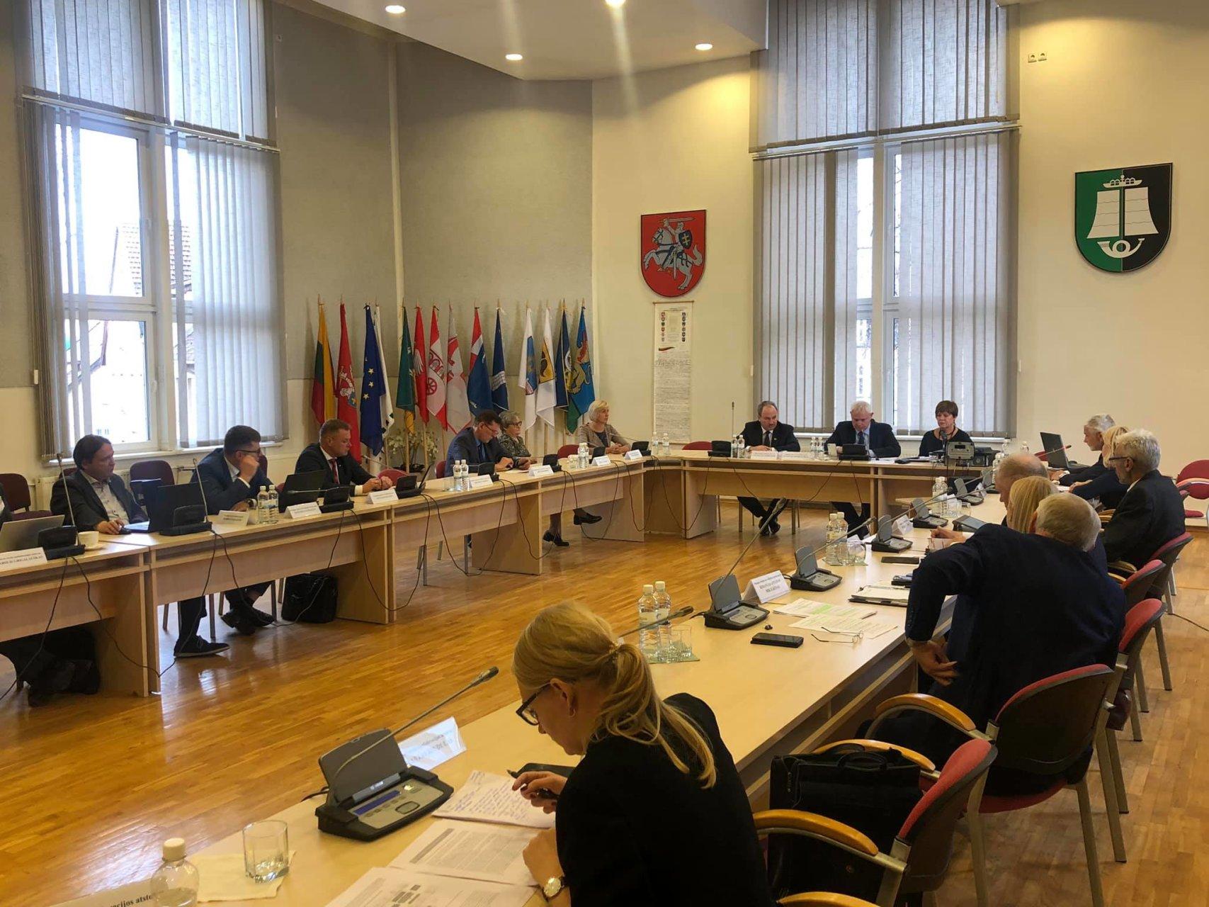 taryba apie nario didinima