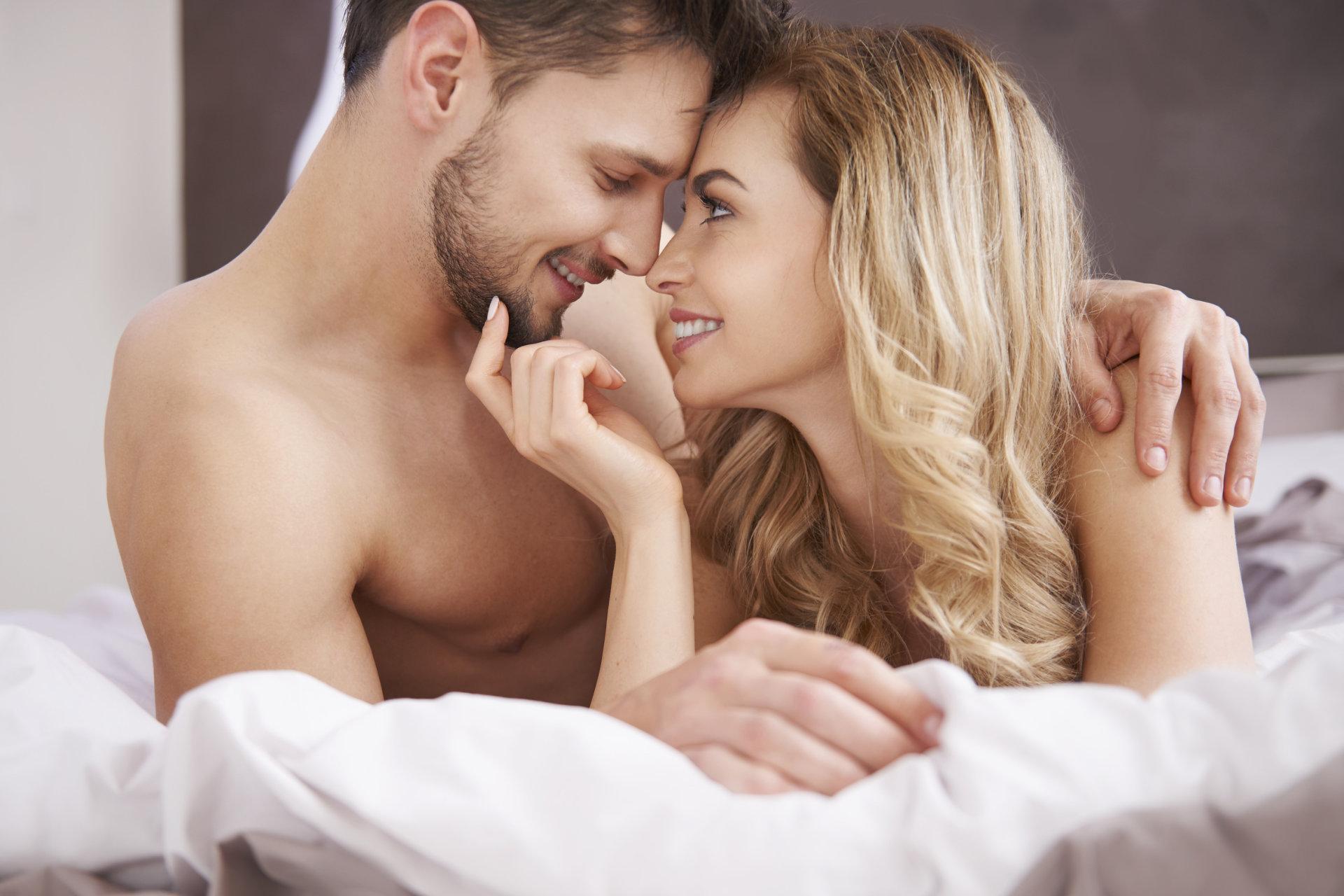 kas priverčia vyrą gauti erekciją